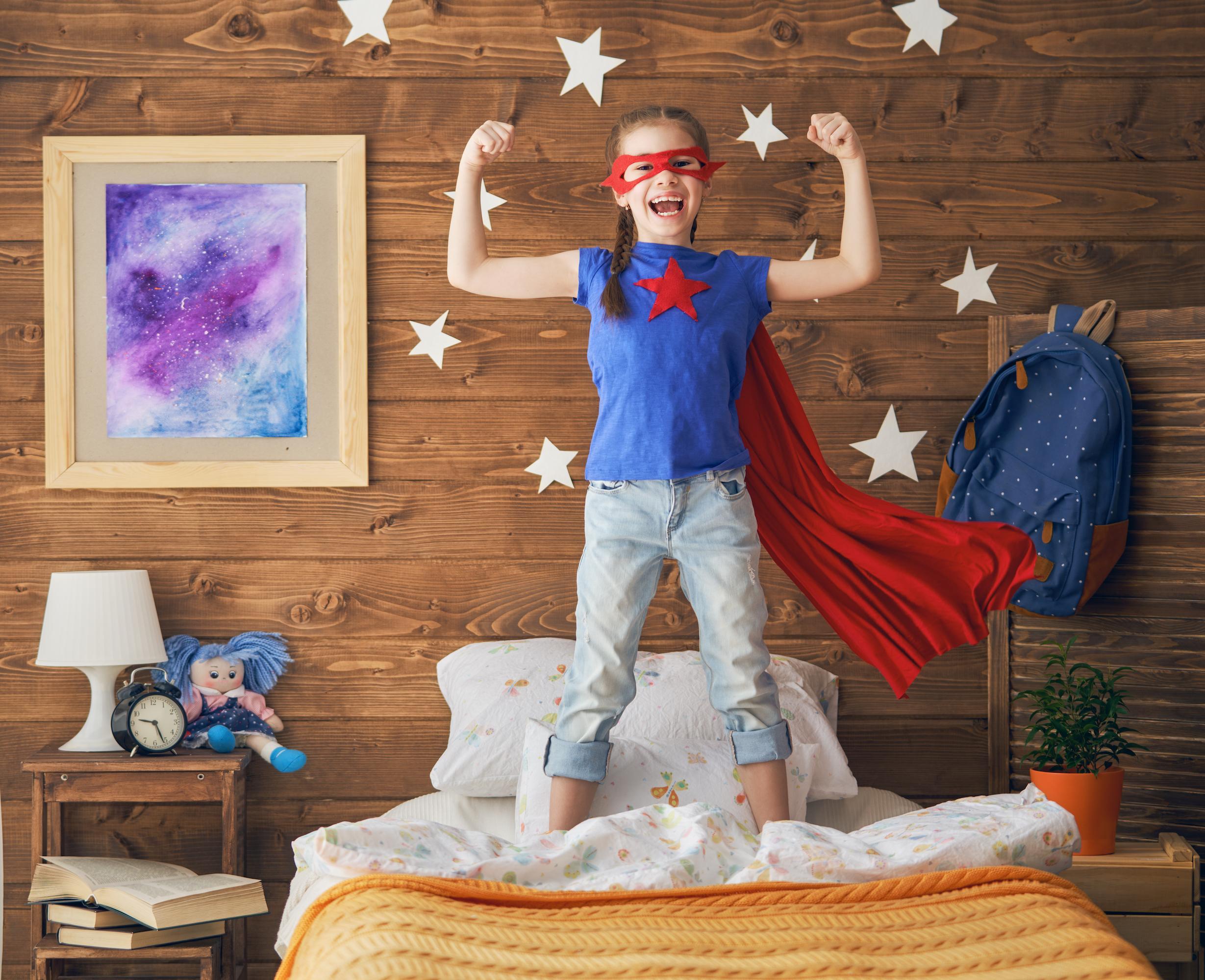 Comment identifier les super pouvoirs de vos kids?